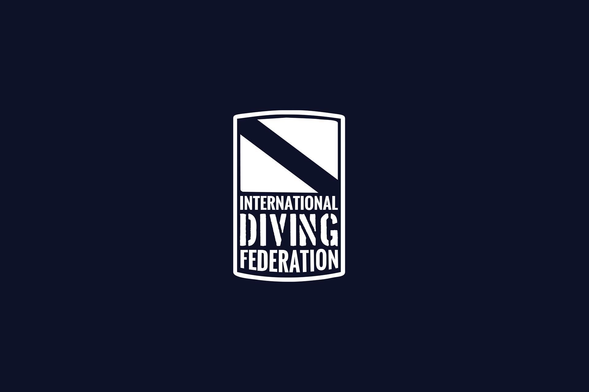 International Diving Federation logo