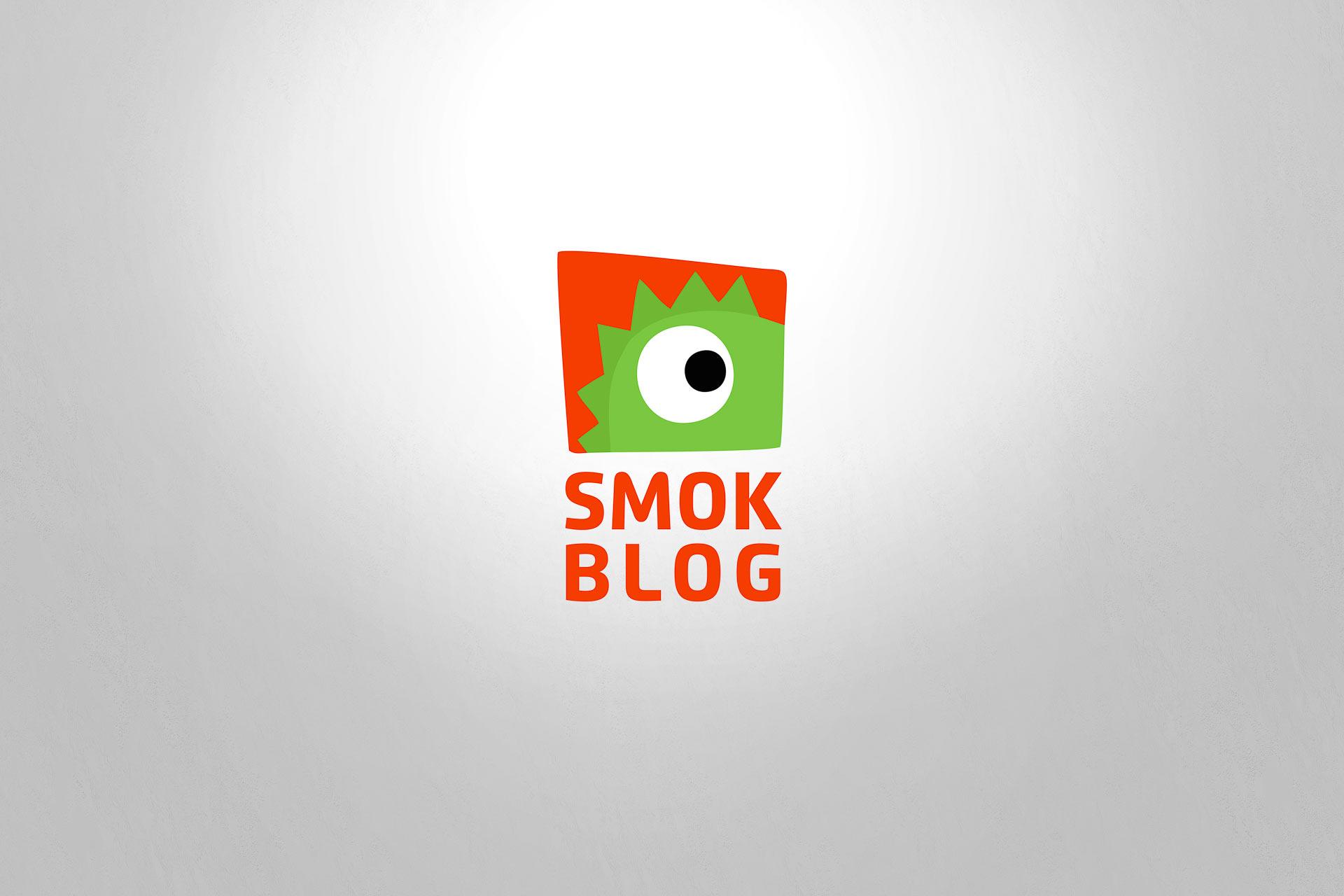 Smok Blog logo
