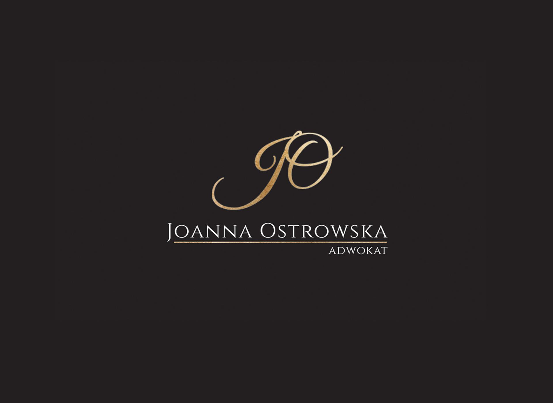 Joanna Ostrowska logo