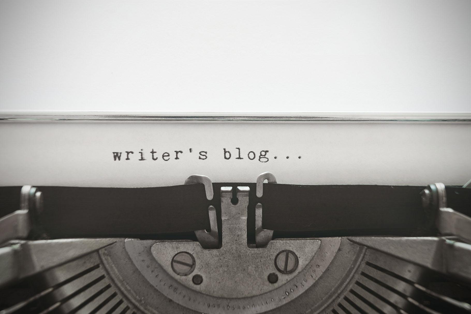 Prowadzenie blogów